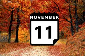 Where's hot in Novembre? - Preview