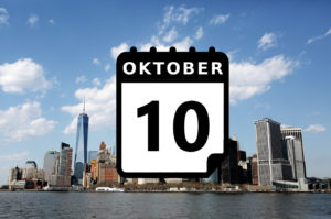 Where's hot in Octobre? - Preview